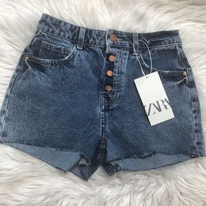 Zara Shorts NWT
